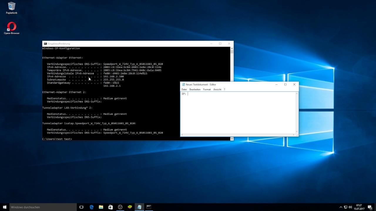 Android: Windows 10 über Microsoft Remote Desktop steuern