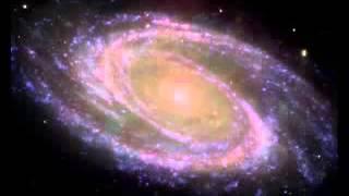 اصوات النجوم والمجرات كما سجلة وكالة ناسا الفضائية