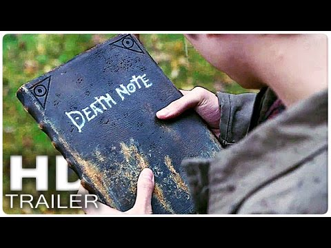 DEATH NOTE Trailer Teaser (2017),* download