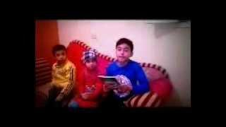فيلم رعب كوميدي تمثيل اطفال