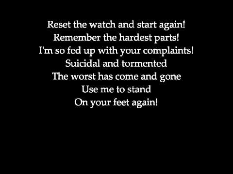 All Shall Perish - There Is Nothing Left [Lyrics // HQ,HD] 1080p