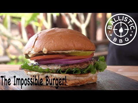 The Impossible Burger | As Good As They Say?  Here's My Review