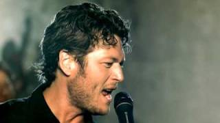 Blake Shelton - The More I Drink [Live Version]