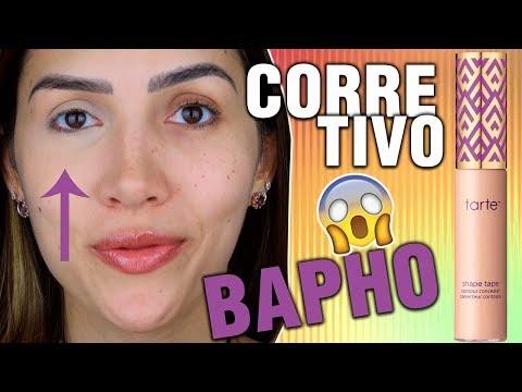 RESENHA DO FAMOSO CORRETIVO DA TARTE SHAPE TAPE