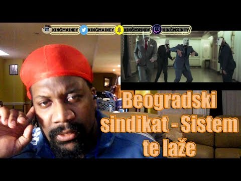 (SERBIAN)Beogradski sindikat - Sistem te laže REACTION!!