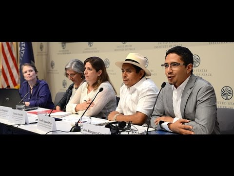 Colombia Peace Forum: Peace Proposals from Victims of Colombia's Armed Conflict