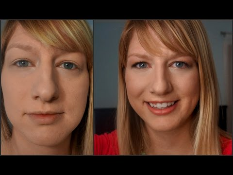 how to make a bulbous nose look smaller with makeup