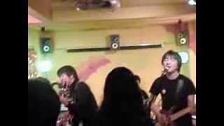 2010.6.26 高円寺グリーンアップル 珍しい!モンキーズのテーマからのラ...