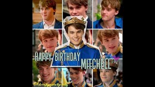 Happy Birthday Mitchell Hope.