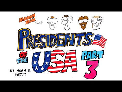 Presidents of the USA Part 3