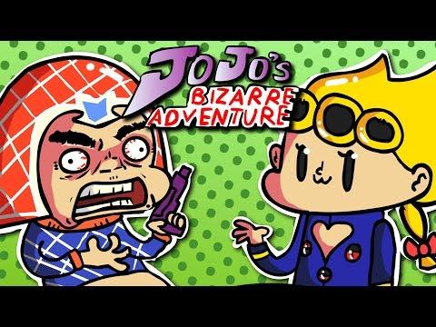 GioGio's Bizarre Adventure