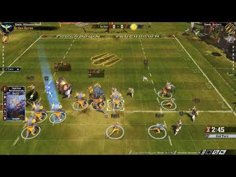Uninvited Gamers League: Lizardmen vs. Humans