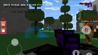Pixel Gun 3d Chain Thunderbolt Vs Doomsday Flamethrower