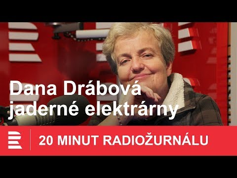 Dana Drábová: Rozhodnutí o délce provozu jaderných elektráren je vždy politické, ne bezpečnostní