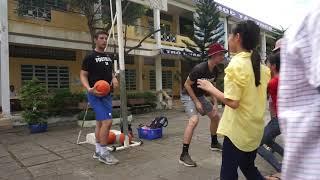Basketball - Rebounding drill