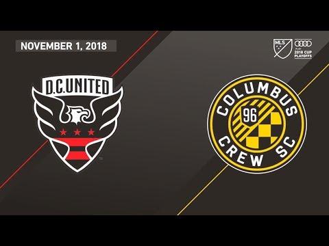 HIGHLIGHTS: D.C. United vs. Columbus Crew | November 1, 2018