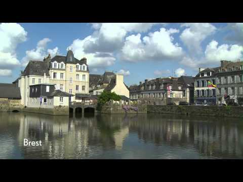 Cunard's Northern Europe Ports - Brest