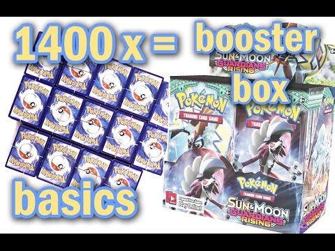 Trade junk Pokemon cards for new booster packs? Derium CCG Scam?