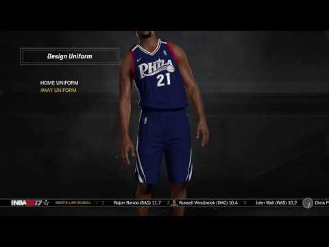 Philadelphia 76ers Rebrand