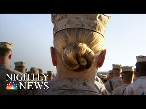 Marine Nude Photo Scandal: Sec. Mattis 'Troubled' By Allegations | NBC Nightly News