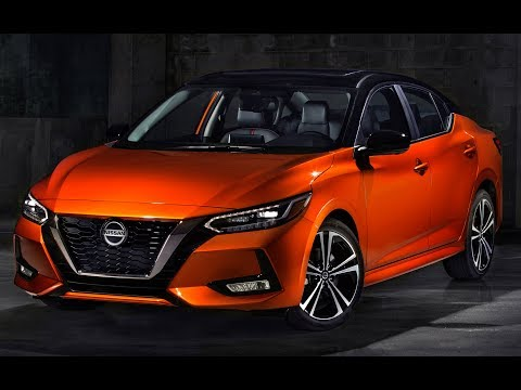 2020 Nissan Sentra – More style and sportier / Ready To Fight Civic & Corolla