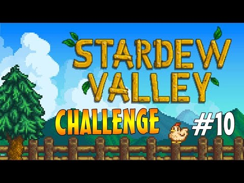 Silo and Thanks for All the Beans! - Stardew Valley Y1 - Spring 19 & 20