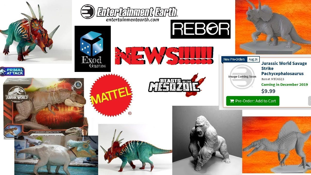 New Species 2020.News Another Mattel 2020 Species Revealed Preorders Up Already