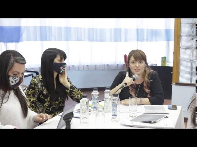 090920 VUOTO: Abordaron la creación del Consejo de Actuación Interinstitucional de Emergencia