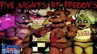 TEK JE 12 SATI !!!!!-Five Nights At Freddy's-