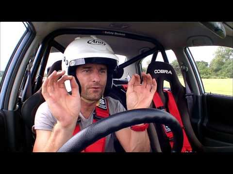 Mark Webber Lap - Behind the Scenes - Top Gear Series 20