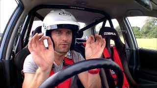 Mark Webber Lap | Behind the Scenes | Top Gear Series 20