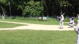Conner Lorenz NH State Baseball tournament quarterfinals Bo