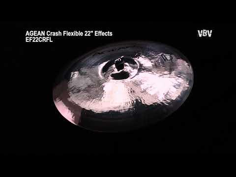 "22"" Crash Flexible Effects video"