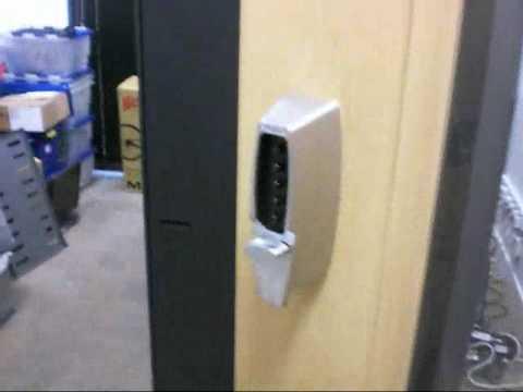 Unican 7104 Digital Door Lock -  CALL 020 8445 4454