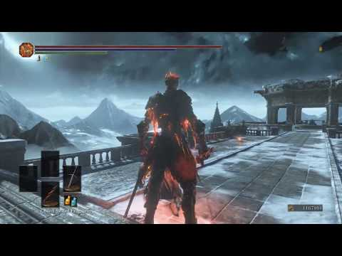 Dark Souls 3 Soul of Cinder vs Aldrich...