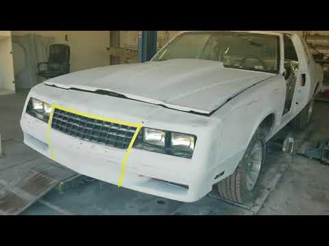 Repeat G BODY BUILDING #2 BUILDING OF A 1988 MONTE CARLO SS