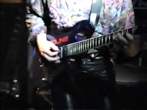 Redline at the Rusty Nail 1st set. 1991