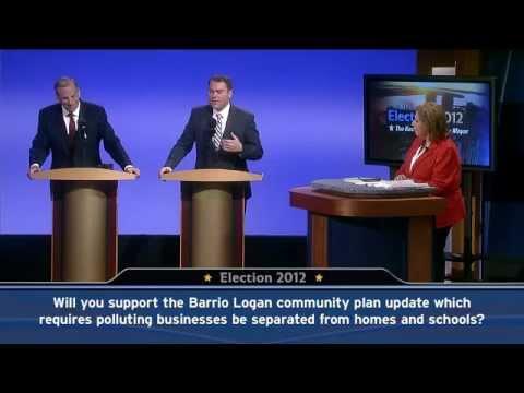 KPBS Mayoral Debate