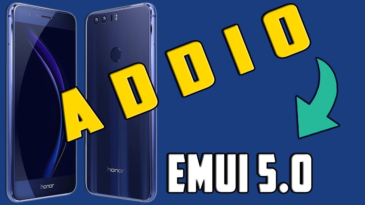 Rollback EMUI 5 0 to EMUI 4 1 su Honor 8 (con GUIDA)