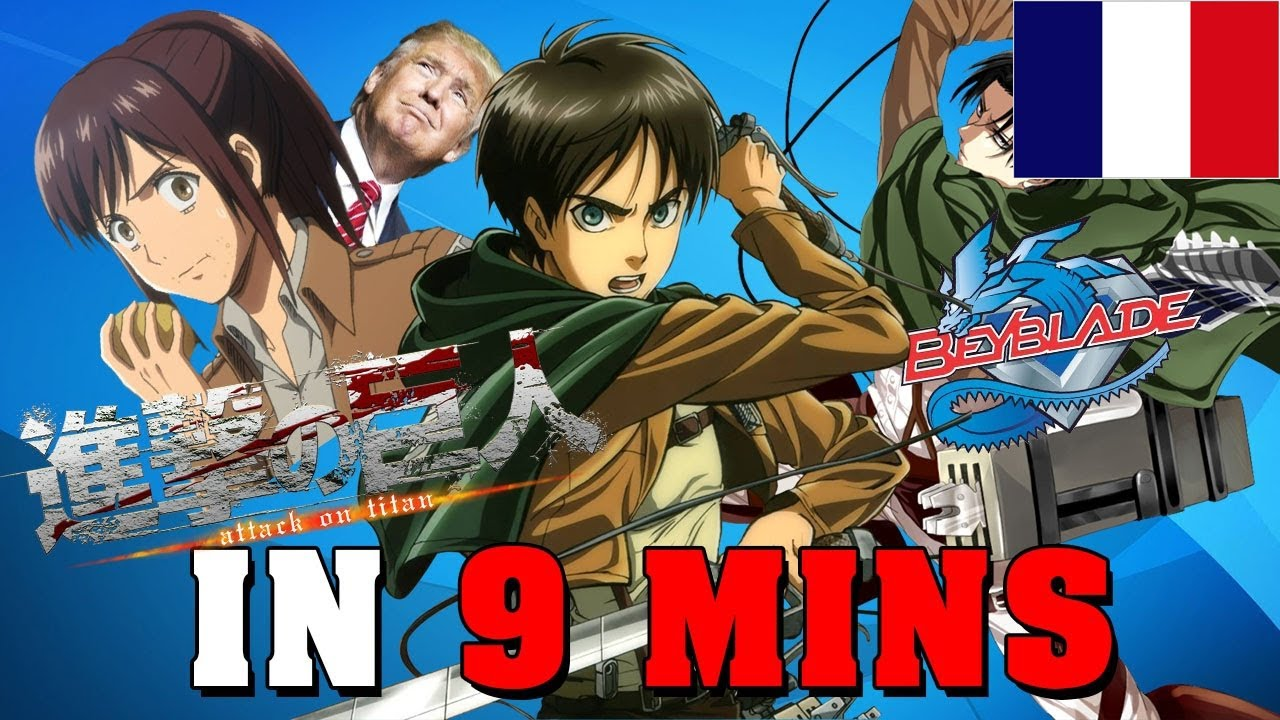 Download L'Attaque des Titans (S1) EN 9 MINUTES   GIGGUK FR