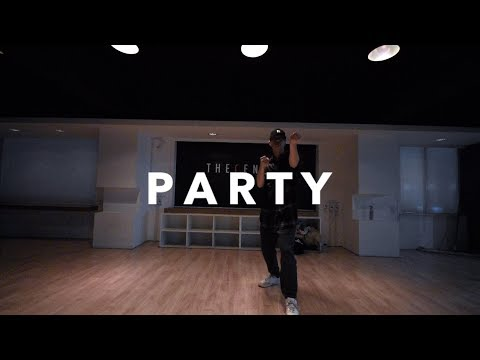 Party (feat. Nicky Jam) - Kevin Roldan | Juno Choreography