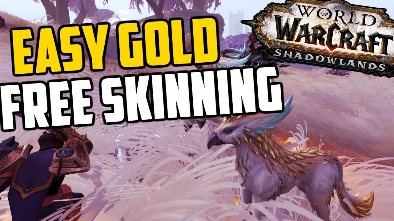 Another Location for FREE Skinning! This is such an easy way to farm gold!