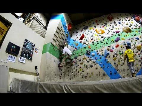 Stone Bouldering Gym Taipei