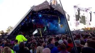 The Libertines - Music When Lights the Lights Go Out GLASTONBURY 2015