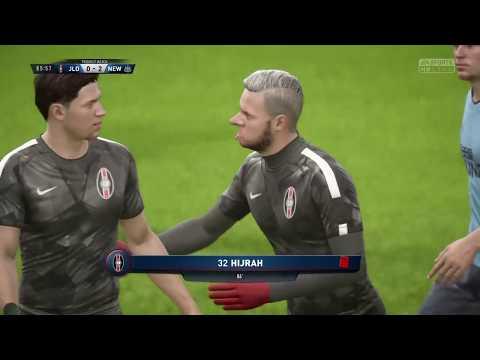 Shoalin Soccer VS Mesti Mari (1st)
