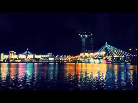 Sự chuyển động kỳ diệu của cầu quay sông Hàn Đà Nẵng