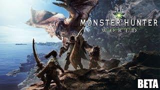 CZAS NA POLOWANIE!   Monster Hunter: World [BETA]