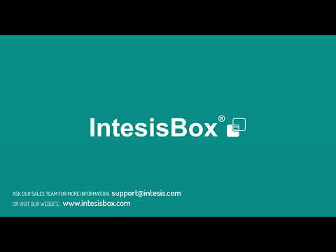 Example To Integrate Modbus Device Into BACnet With IntesisBox MAPS