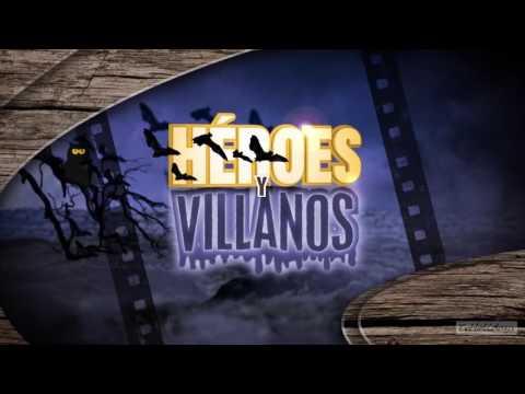 Disney Channel HD Spain Heroes vs Villains Advert 2016 October