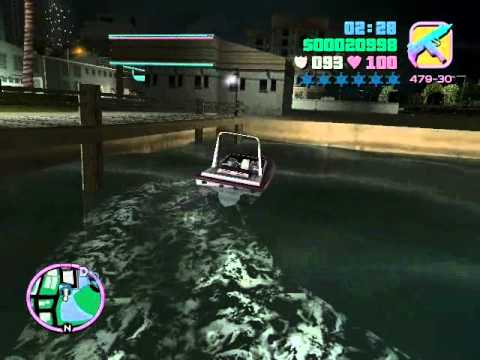 Grand Theft Auto: Vice City – Episodio 9
